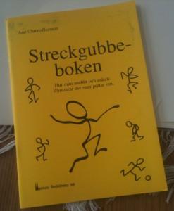 Streckgubbeboken av Ann Christoffersson.