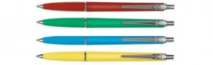 Något så enkelt som patroner till en persons favoritpenna kan vara en bra julklapp.