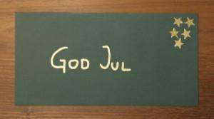Gröna kuvert från Artoz.