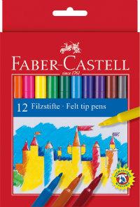 Färgpennor från Faber-Castell